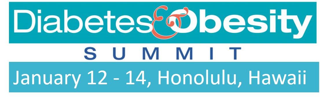 diabetes-obesity-summit-hawaii