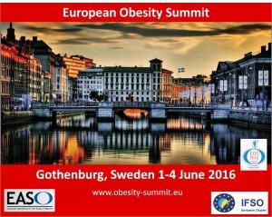 European obesity summit Gbg